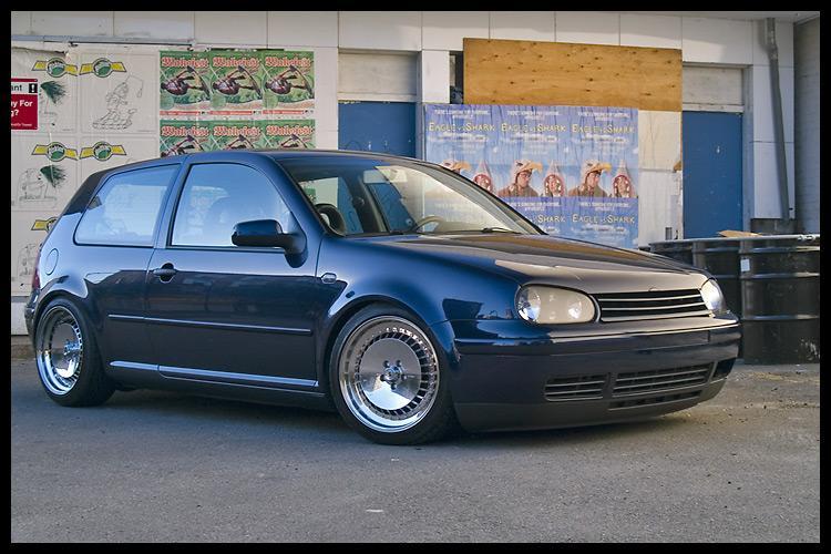 [ VW ] GOLF MK4 Bow15e10