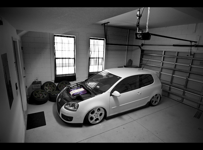 [ VW ] GOLF MK5 Car_ga11