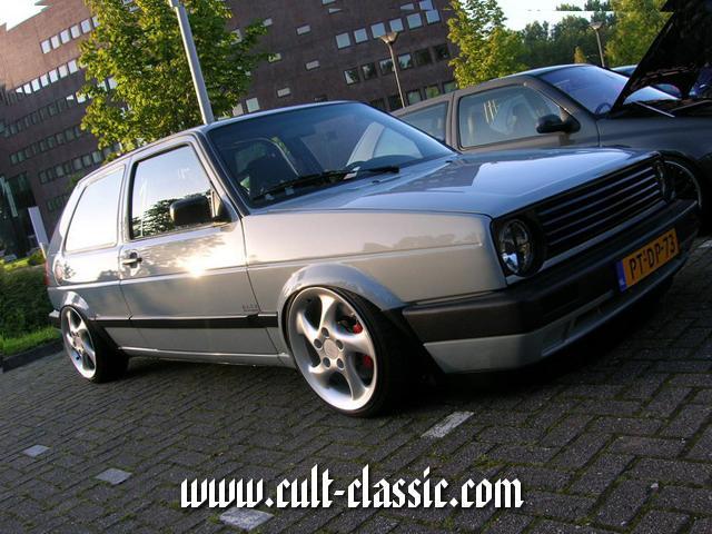 [ VW ] GOLF MK2 Cult-c10
