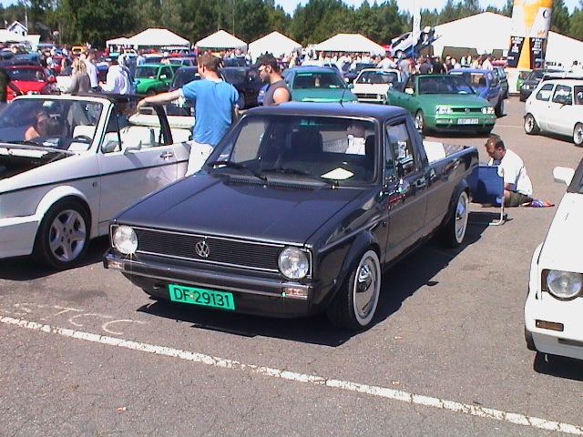 [ VW ] GOLF CADDY pick up / tolé Dsc00012