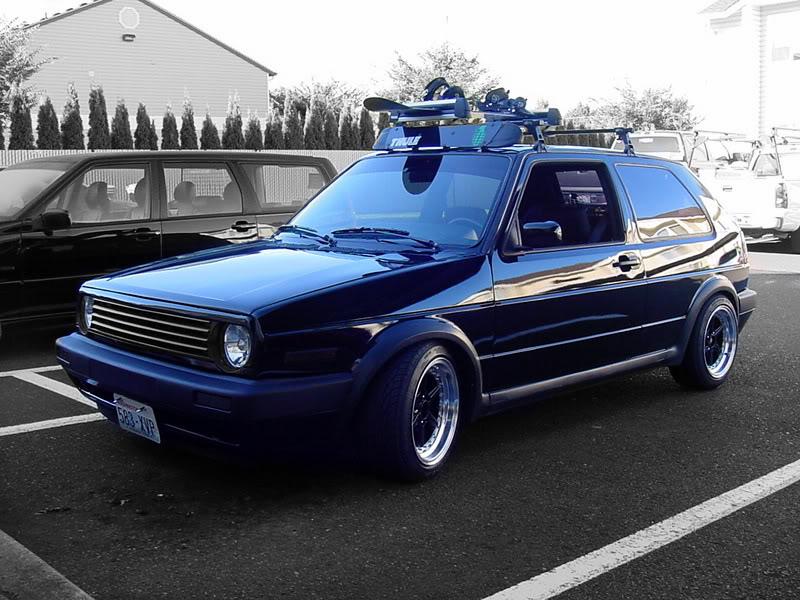 [ VW ] GOLF MK2 Dsc00021