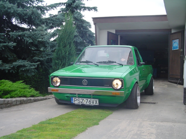 [ VW ] GOLF CADDY pick up / tolé Dsc00027