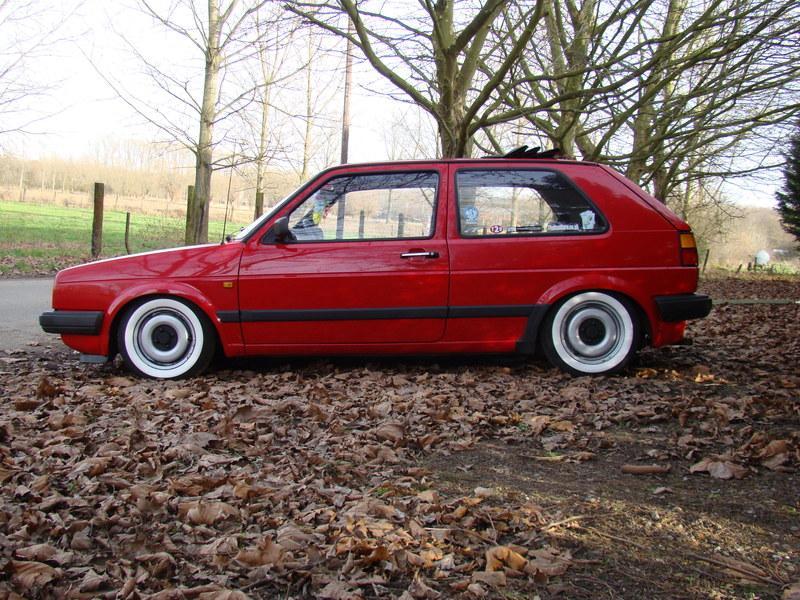 [ VW ] GOLF MK2 Dsc00411