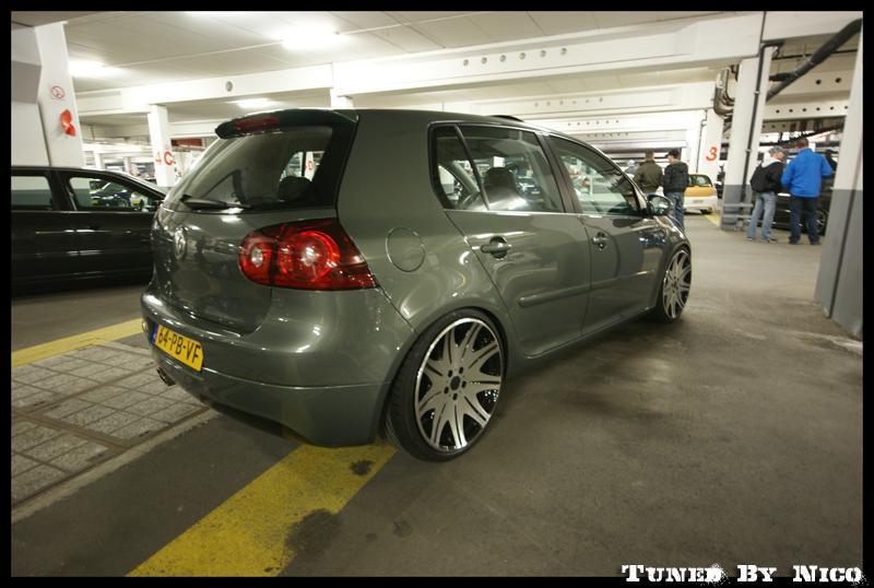 [ VW ] GOLF MK5 Dsc06110