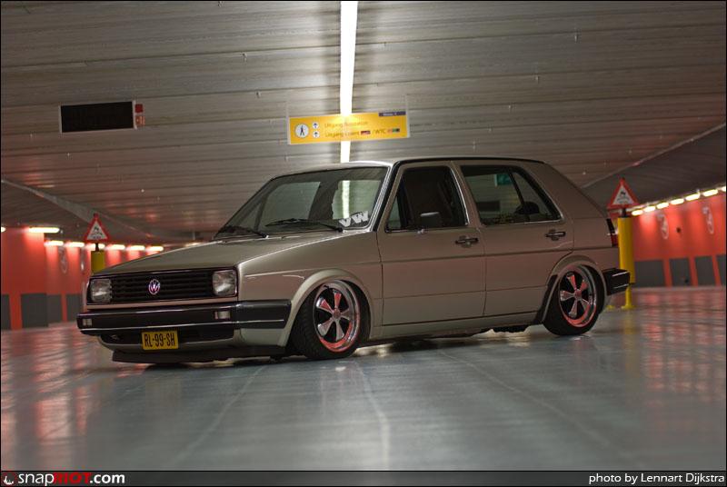 [ VW ] GOLF MK2 Dsc17010