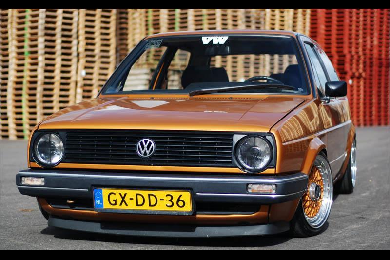 [ VW ] GOLF MK2 Dsc77110
