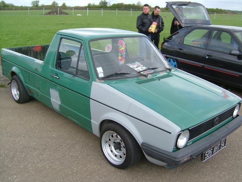 [ VW ] GOLF CADDY pick up / tolé Dscf0610