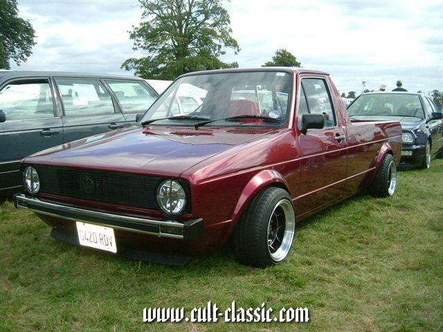 [ VW ] GOLF CADDY pick up / tolé Dscf5310