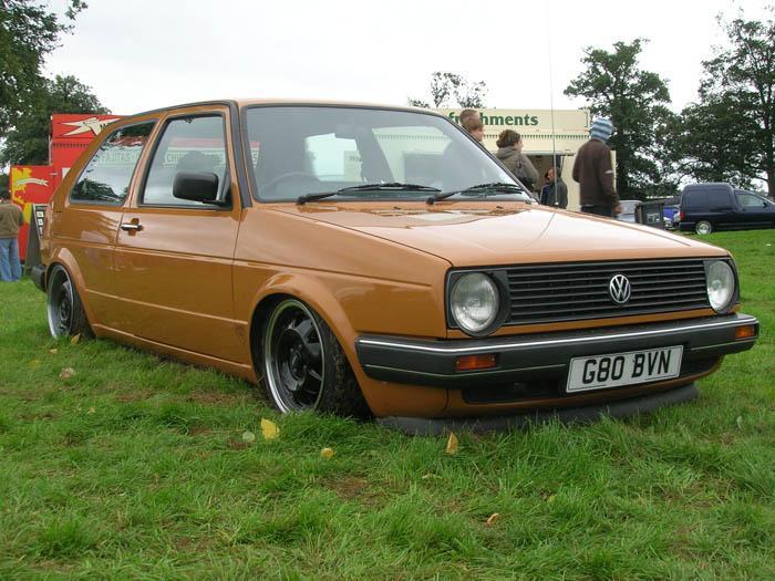 [ VW ] GOLF MK2 Dscn0610
