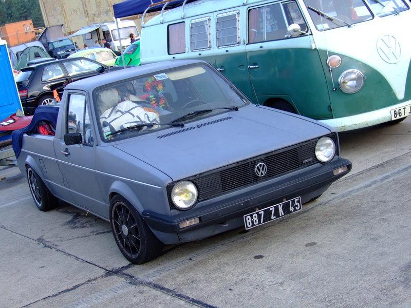 [ VW ] GOLF CADDY pick up / tolé Dyn00311