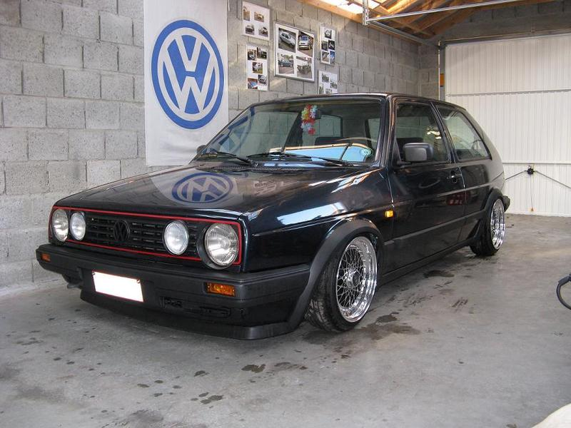 [ VW ] GOLF MK2 Dyn00313