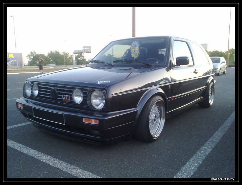 [ VW ] GOLF MK2 Dyn00412
