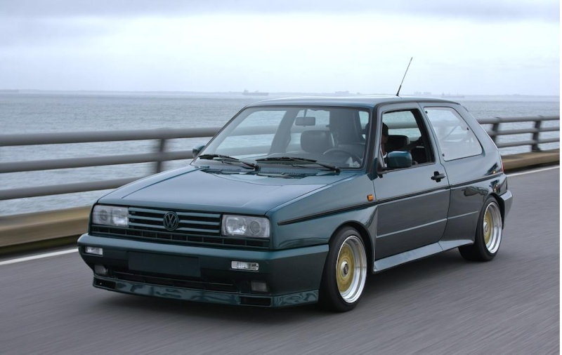 [ VW ] GOLF MK2 Dyn00511