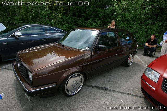 [ VW ] GOLF MK2 Dyn00611