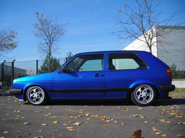 [ VW ] GOLF MK2 Dyn00613