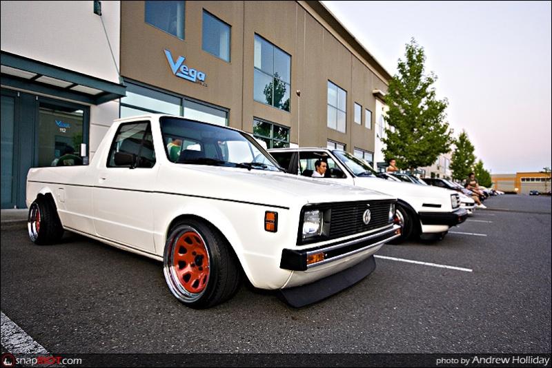 [ VW ] GOLF CADDY pick up / tolé Dyn00710