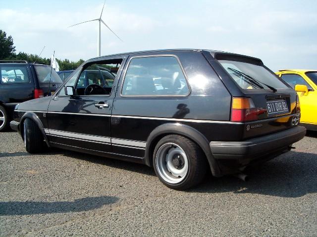 [ VW ] GOLF MK2 Dyn00712
