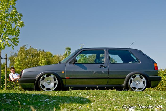 [ VW ] GOLF MK2 Dyn00713