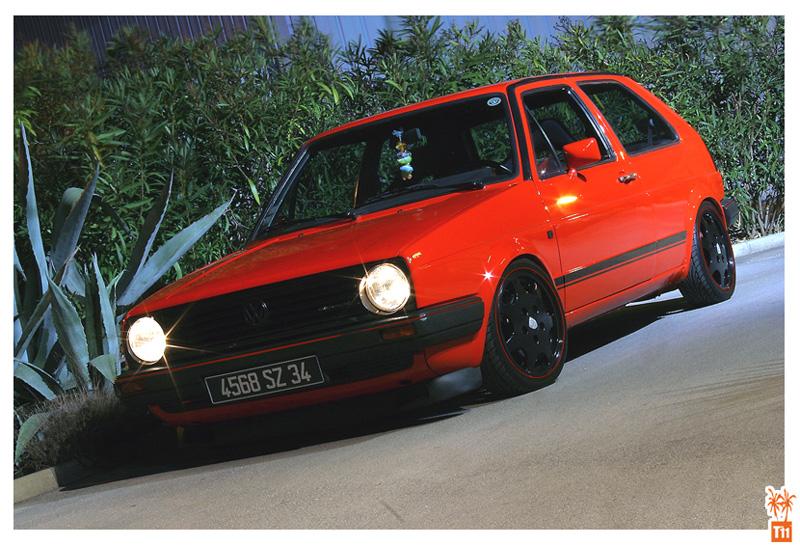 [ VW ] GOLF MK2 Dyn00714