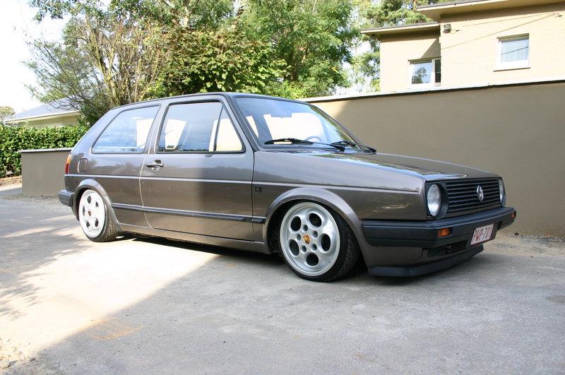 [ VW ] GOLF MK2 Dyn01018
