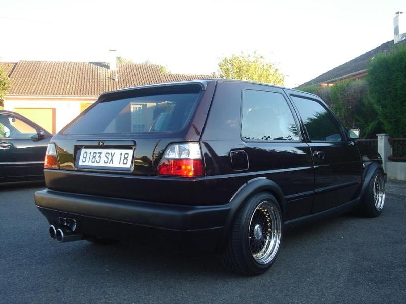 [ VW ] GOLF MK2 Dyn01019