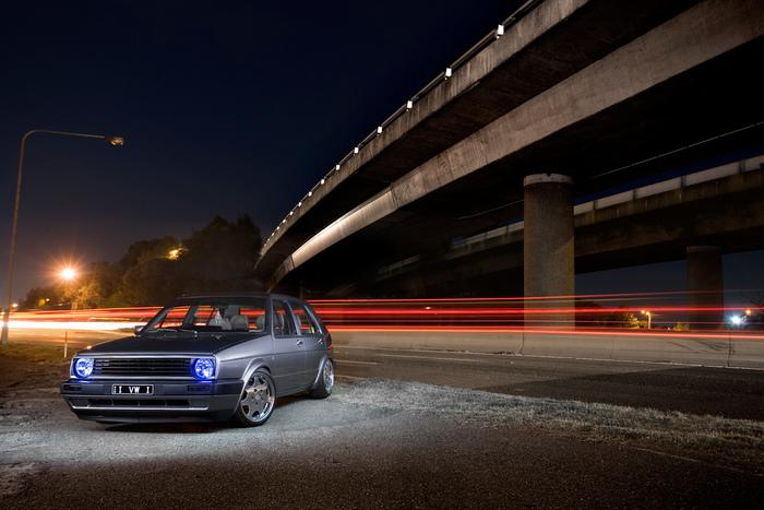 [ VW ] GOLF MK2 F4u70110