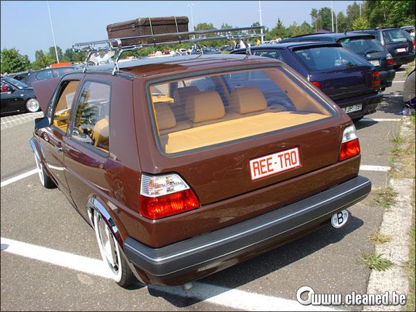 [ VW ] GOLF MK2 Golf2210