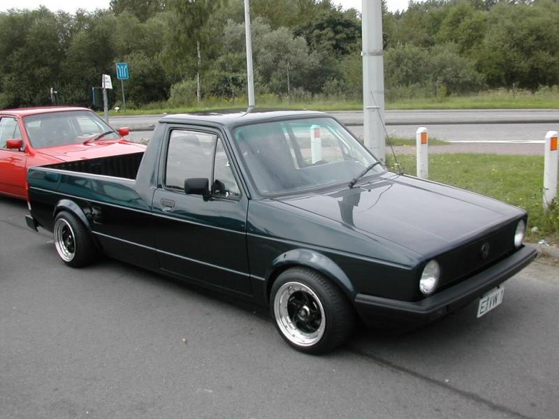 [ VW ] GOLF CADDY pick up / tolé Hofsta10