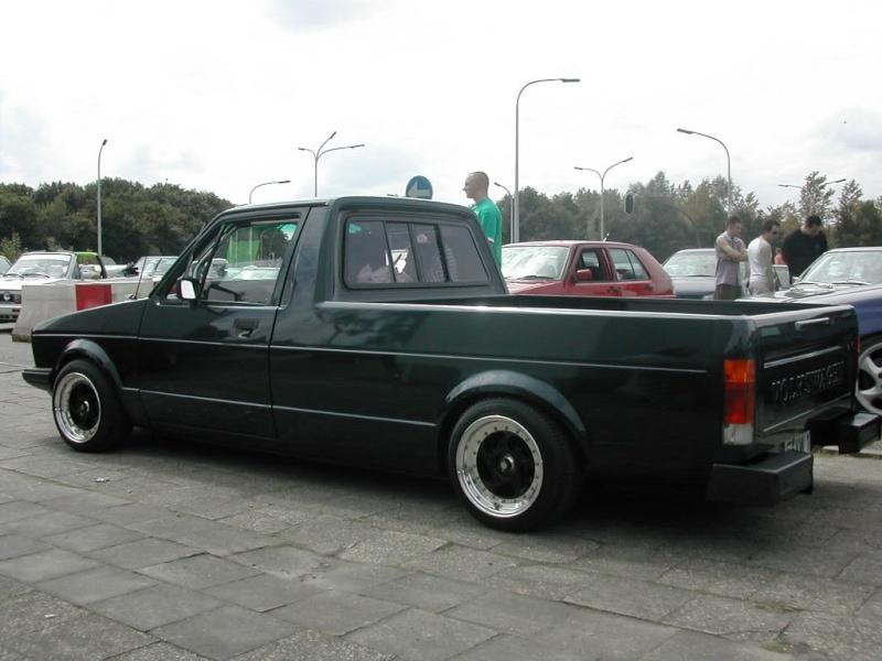 [ VW ] GOLF CADDY pick up / tolé Hofsta11
