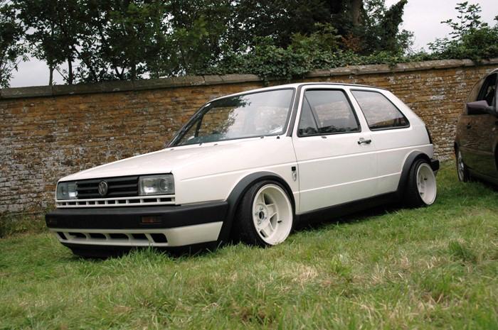 [ VW ] GOLF MK2 I0022110