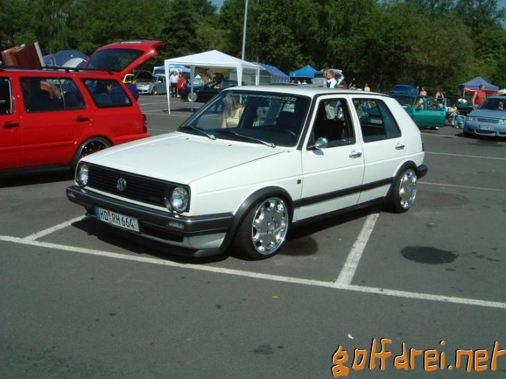 [ VW ] GOLF MK2 Img00410