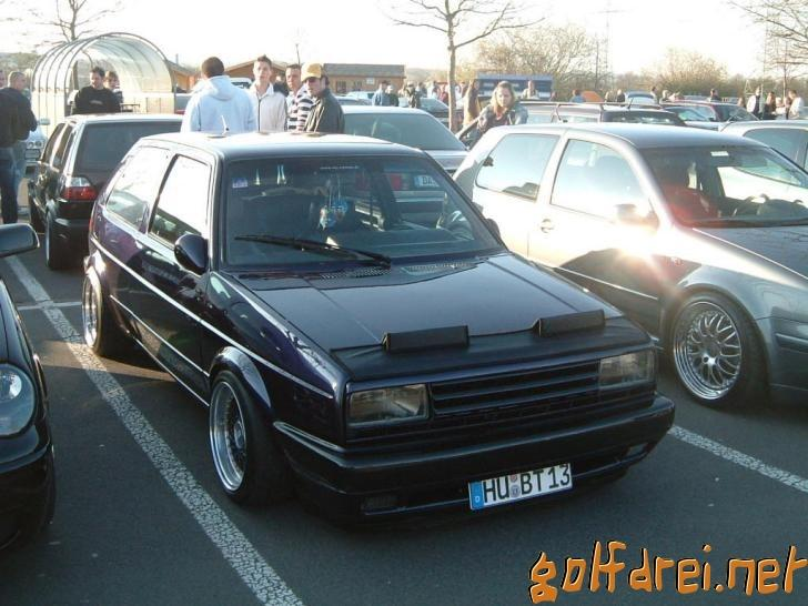 [ VW ] GOLF MK2 Img00710