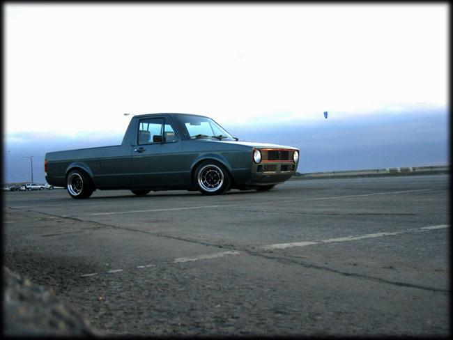 [ VW ] GOLF CADDY pick up / tolé Img00712