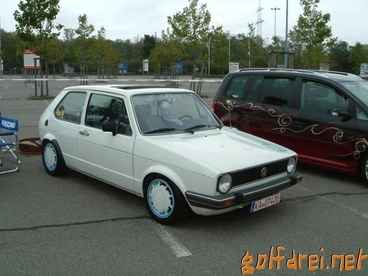 [ VW ] GOLF MK2 Img01110