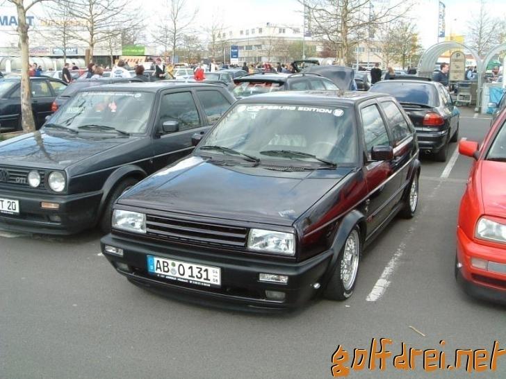 [ VW ] GOLF MK2 Img02110