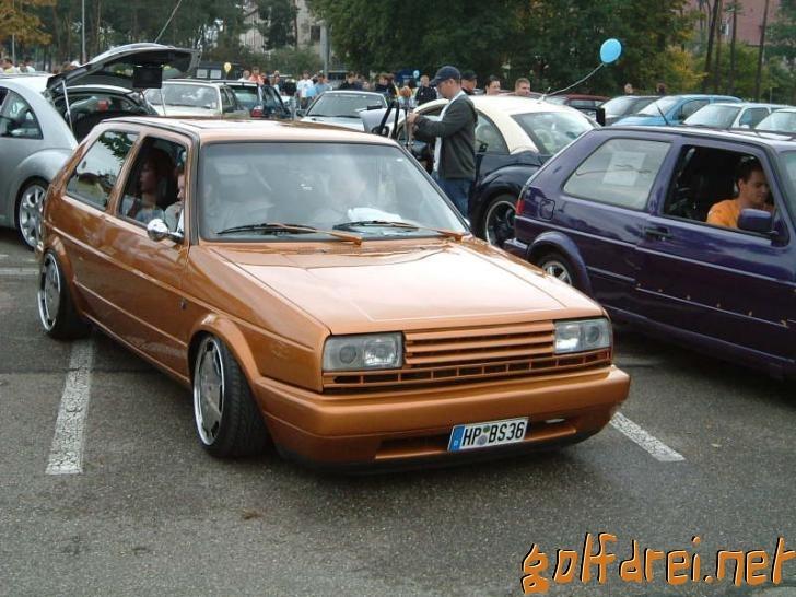 [ VW ] GOLF MK2 Img02310