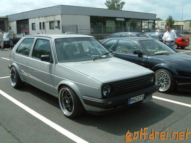 [ VW ] GOLF MK2 Img03310