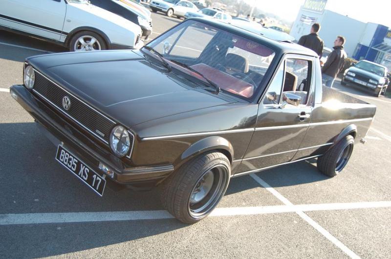[ VW ] GOLF CADDY pick up / tolé Img20a10