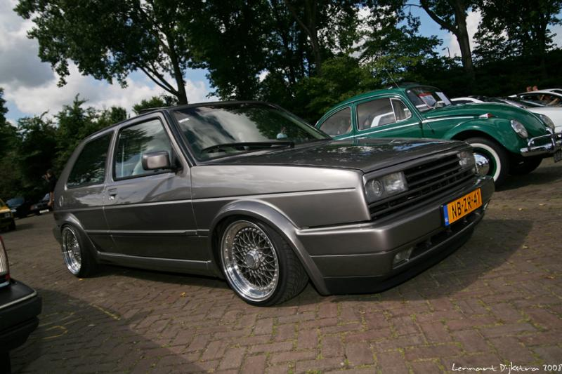 [ VW ] GOLF MK2 Img_5511