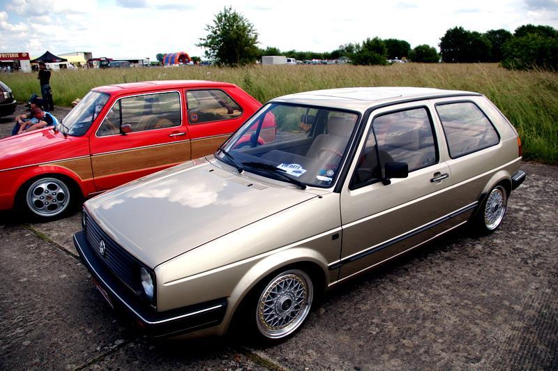 [ VW ] GOLF MK2 Imgp2411