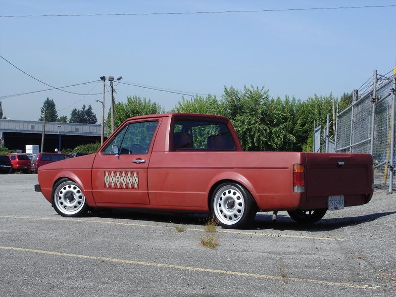 [ VW ] GOLF CADDY pick up / tolé Mk120c10