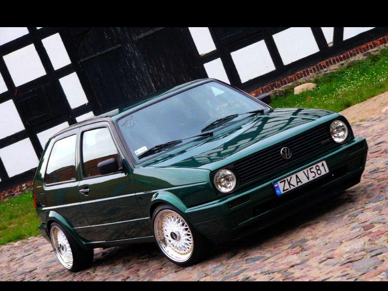 [ VW ] GOLF MK2 Moj10