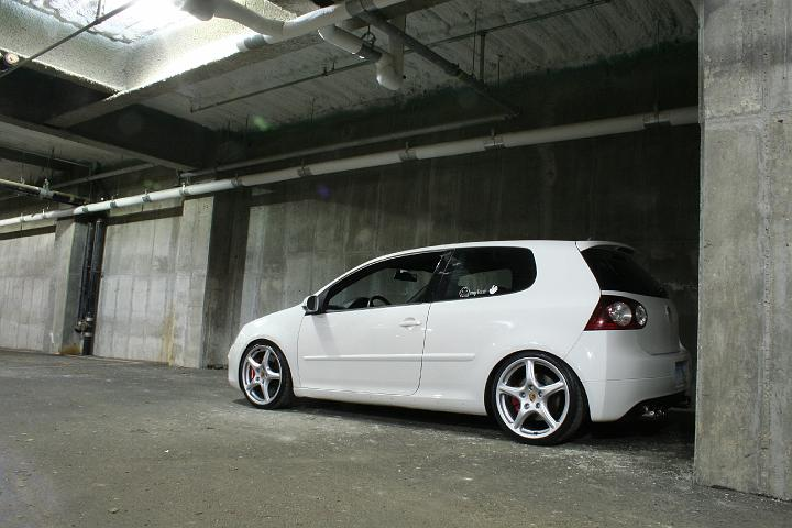 [ VW ] GOLF MK5 Richd210