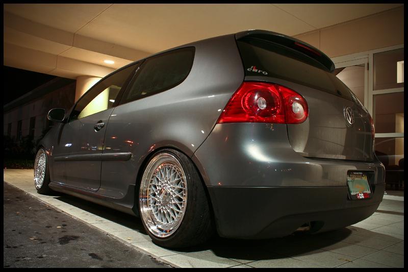 [ VW ] GOLF MK5 Rsp110