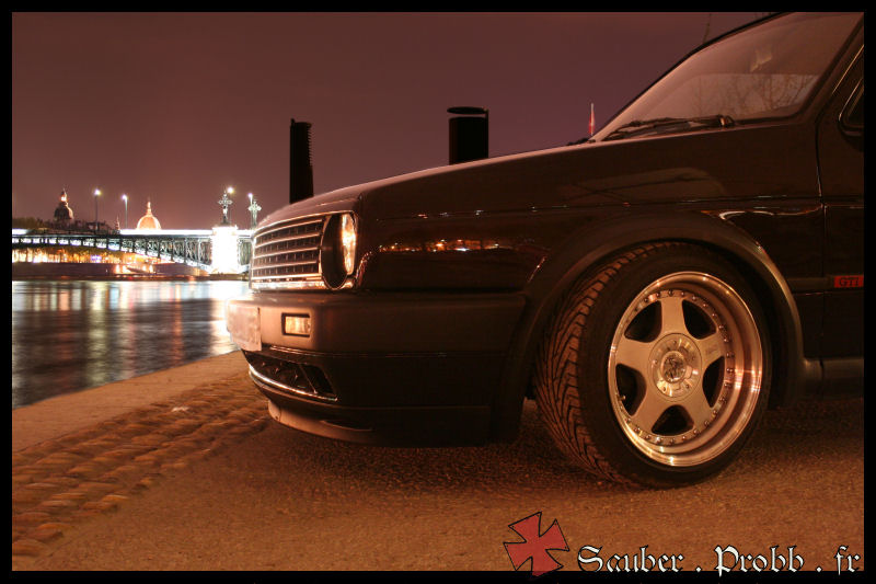 [ VW ] GOLF MK2 Sauber10