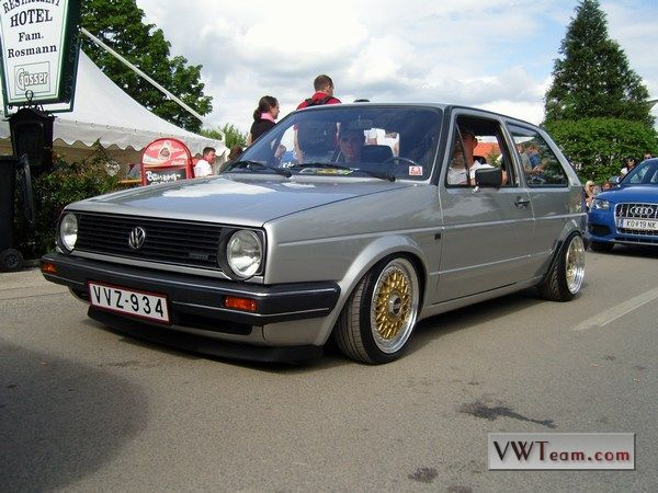 [ VW ] GOLF MK2 See_0814