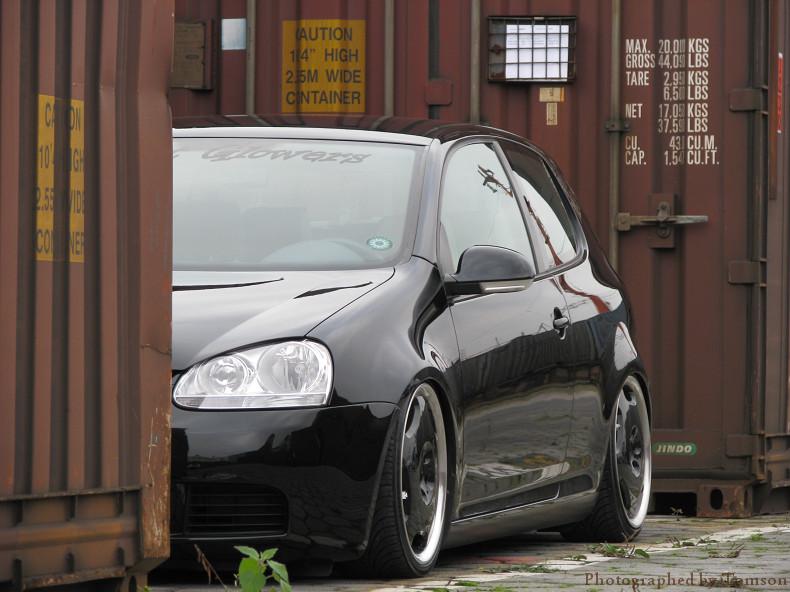 [ VW ] GOLF MK5 Shoot110