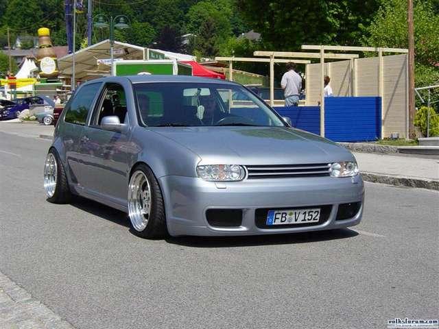 [ VW ] GOLF MK4 Skodab12