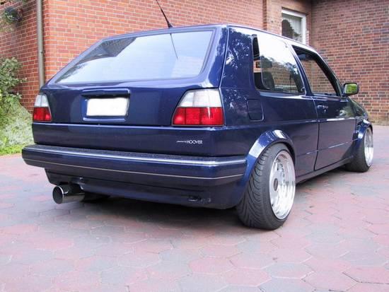 [ VW ] GOLF MK2 Skodab13