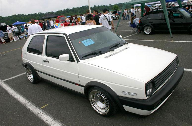 [ VW ] GOLF MK2 Slide110